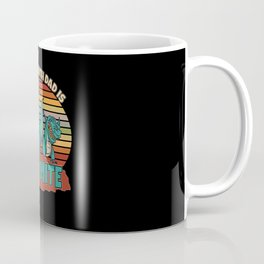 Vibing With Dad Is Dino Mite Coffee Mug