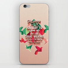 toni morrison  iPhone & iPod Skin