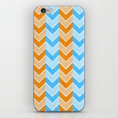 Something Fishy Zig Zag iPhone & iPod Skin