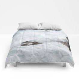 Sea Foam Comforters