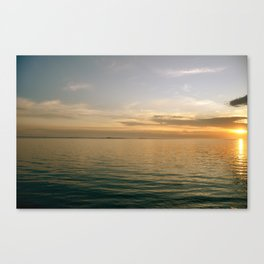The Light Fantastic Canvas Print