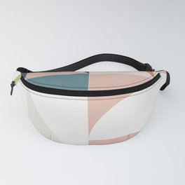 Cirque 05 Abstract Geometric Fanny Pack