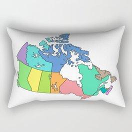 Politically Canada Rectangular Pillow
