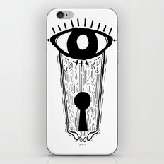 All-Seeing iPhone & iPod Skin