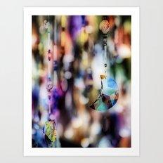 Daydreams and Moonbeams Art Print