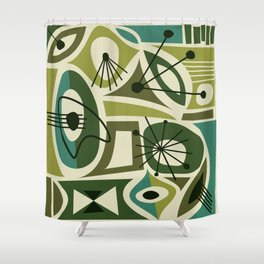 Tacande Shower Curtain