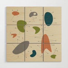 Pendan - Olive Wood Wall Art