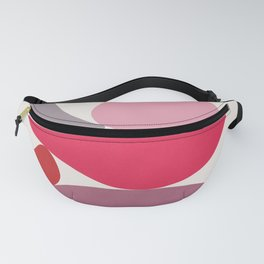 Scoop // Abstract in Pink Fanny Pack