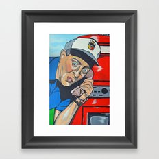 Rodney Dangerfield Caddyshack Framed Art Print