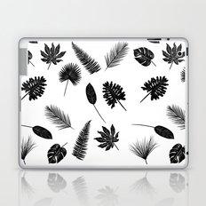 Botanical study - Fern Leaves pattern Laptop & iPad Skin