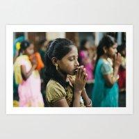 Faith of an Orphan Art Print