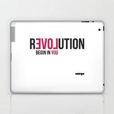 Revolution Laptop & iPad Skin