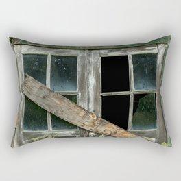 Shuttered Rectangular Pillow