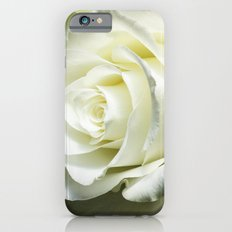 White rose iPhone 6s Slim Case