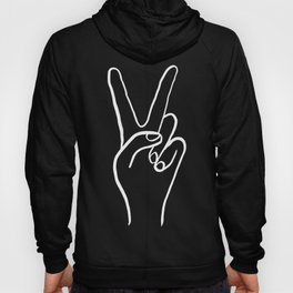 Peace Out Hoody