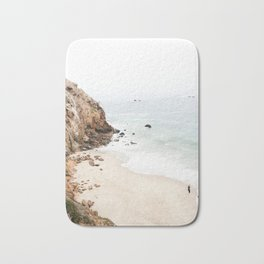 Malibu California Beach Bath Mat