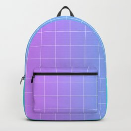 Vaporwave Gradient Backpack
