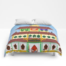 Guilde fairy tail Comforters