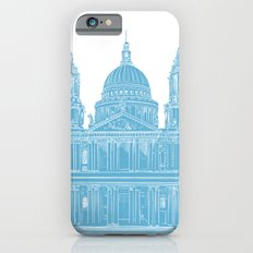St Paul's Cathedral - London architectural print Slim Case iPhone 6s