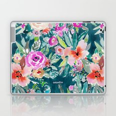 WOOT Tropical Watercolor Floral Laptop & iPad Skin