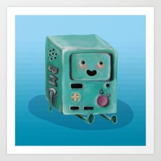 Wo Wants to Play Video Games? Art Print