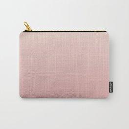 FREAK HEAT - Minimal Plain Soft Mood Color Blend Prints Carry-All Pouch