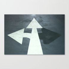 :: arrows :: Canvas Print