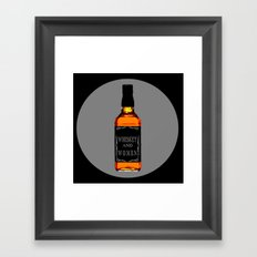 W & W Framed Art Print