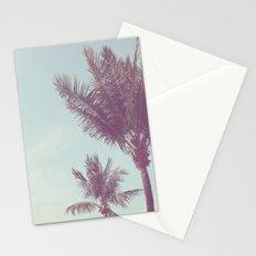 Three Palms Stationery Cards