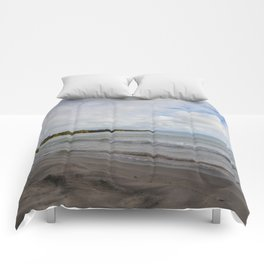 Perfect October Day Comforters