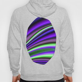 Abstract Fractal Colorways 01PL Hoody