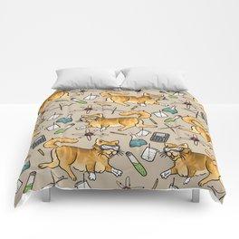 STEM Cats Comforters