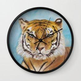 Bengal Tiger Wall Clock