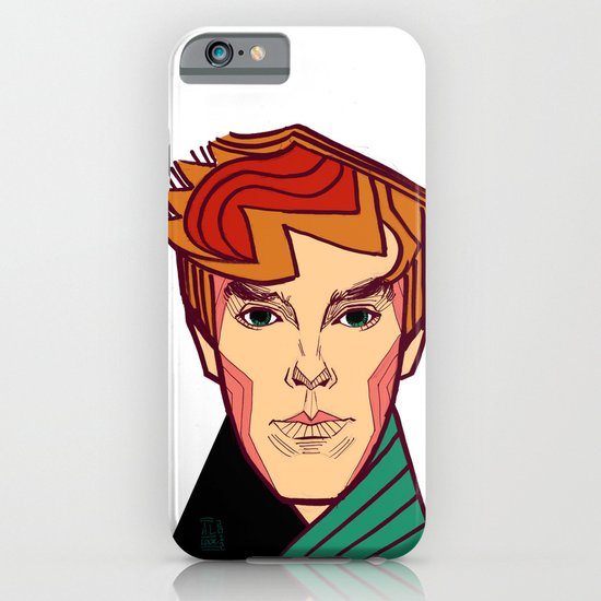 Cummerbund iPhone & iPod Case