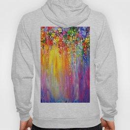 Symphony of flowers Hoody