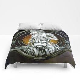 """""""Astrological Mechanism - Virgo"""" Comforters"""