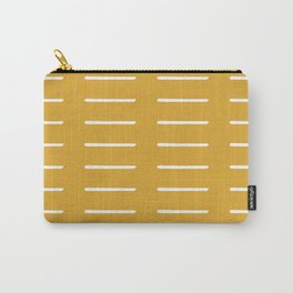 organic / yellow Carry-All Pouch