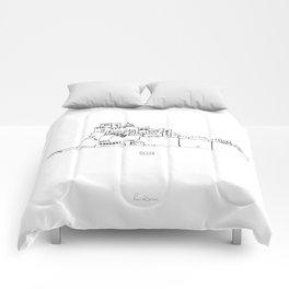 Ischia Comforters