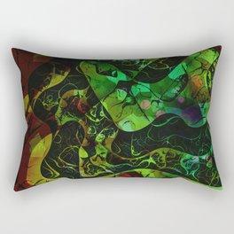 Abstract DM 03 Rectangular Pillow