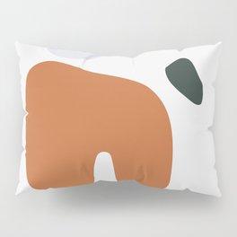 Abstract Shape Series - Boulders Pillow Sham