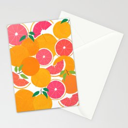 Grapefruit Harvest Stationery Cards