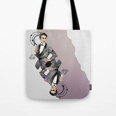 King of Carbon Tote Bag