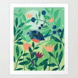 August Twenty Seventh Art Print