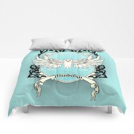 Mindelan Crest Comforters