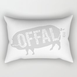 Offal Rectangular Pillow
