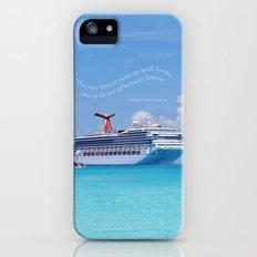 Cruisin' the Caribbean iPhone (5, 5s) Slim Case