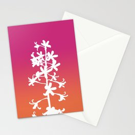 Native Orchid Stationery Cards