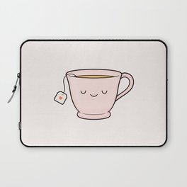 Cup Of Tea Laptop Sleeve