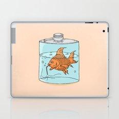 Drink like a fish Laptop & iPad Skin