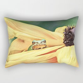 SneekaPeek Rectangular Pillow